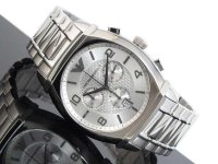 エンポリオ アルマーニ EMPORIO ARMANI クロノグラフ 腕時計 AR0350