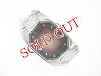 ポリス POLICE メンズ 腕時計 PL12895JS-12M ブラウン