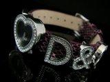D&G ドルチェ&ガッバーナ I LOVE D&G レディースウォッチ DW0005