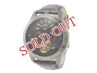 フォッシル ツイスト TWIST クオーツ×自動巻き メンズ 腕時計 ME1126