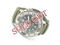 セイコー SEIKO SUPERIOR 自動巻き 腕時計 SSA055J1 カーキ