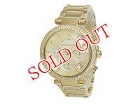 マイケルコース MICHAEL KORS PAKER クオーツ レディース クロノグラフ 腕時計 MK5354