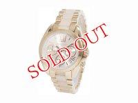 マイケルコース MICHAEL KORS BRADSHAW クオーツ レディース クロノ 腕時計 MK6066