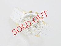 マイケルコース MICHAEL KORS クオーツ クロノ レディース 腕時計 MK5145