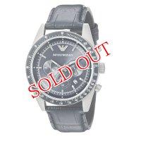 エンポリオ アルマーニ EMPORIO ARMANI クオーツ メンズ クロノ 腕時計 AR6089