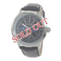 ポールスミス PAUL SMITH クオーツ メンズ 腕時計 P10001 ブラック