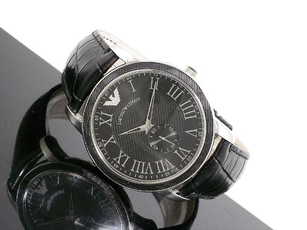エンポリオアルマーニ(EMPORIO ARMANI)腕時 …