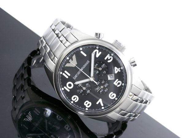 the latest 71562 e83d2 EMPORIO ARMANI エンポリオアルマーニ 腕時計 AR0508
