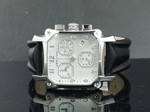 release date e7e23 61023 HAMILTON ハミルトン 腕時計 ロイド LLOYD クロノ H19412753