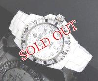 ■□送料無料■□代引き手数料無料■□ J.HARRISON ジョンハリソン 腕時計 セラミック JH-016-WW