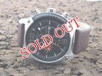 【即納】ディーゼル DIESEL 腕時計 メンズ クロノグラフ DZ4204