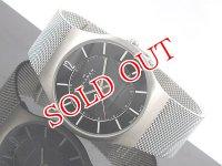 スカーゲン SKAGEN 腕時計 ソーラー SOLAR メンズ 833XLSSB1