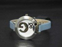 D&G ドルチェ&ガッバーナ 腕時計 HOOP-LA レディース DW0598