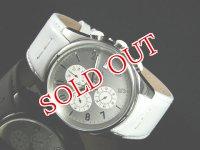 ドルチェ&ガッバーナ D&G サンドパイパー クロノグラフ 腕時計 3719770084