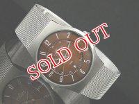 スカーゲン SKAGEN 腕時計 ウルトラスリム メンズ 233XLSSD