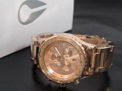 画像1: ニクソン NIXON 42-20 CHRONO 腕時計 A037-897 ALL ROSE GOLD