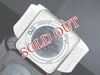 D&G ドルチェ&ガッバーナ HIGHCONTACT 腕時計 DW0783