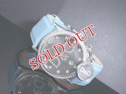 画像1: ドルチェ&ガッバーナ D&G 腕時計 グロリア DW0010