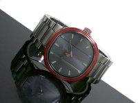 NIXON ニクソン 腕時計 キャピタル CAPITAL GUNMETAL A090-131