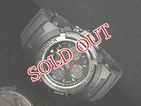カシオ Gショック CASIO 腕時計 アナデジ AW-590-1ADR