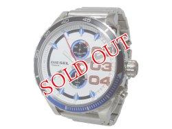 画像1: ディーゼル DIESEL クオーツ メンズ クロノグラフ 腕時計 DZ4313