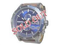 【即納】ディーゼル DIESEL クオーツ メンズ クロノグラフ 腕時計 DZ4312