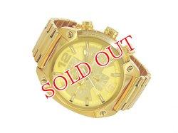 画像1: ディーゼル DIESEL クロノグラフ メンズ 腕時計 DZ4299