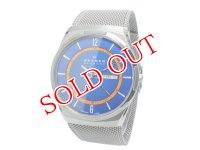 スカーゲン SKAGEN クオーツ メンズ 腕時計 SKW6013