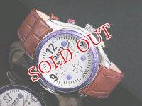 D&G ドルチェ&ガッバーナ 腕時計 クロノグラフ パフォーマンス DW0310