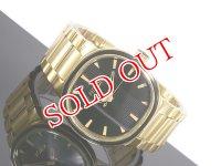 NIXON ニクソン 腕時計 キャピタル CAPITAL  ALL BLACK/GOLD A090-510