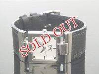 D&G ドルチェ&ガッバーナ 腕時計 COURMAYEUR レディース DW0632