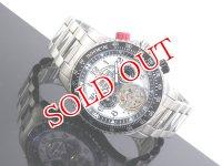 J.HARRISON ジョンハリソン 腕時計 手巻き オートマタ JH-006H-WB