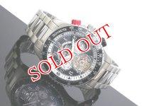 J.HARRISON ジョンハリソン 腕時計 手巻き オートマタ JH-006H-BW