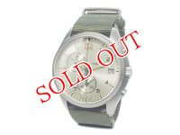ハミルトン HAMILTON カーキ パイロット パイオニア クオーツ メンズ クロノ 腕時計 H76552955