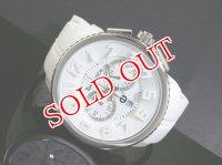 テンデンス TENDENCE ラウンドガリバー クロノ 腕時計 02036013AA