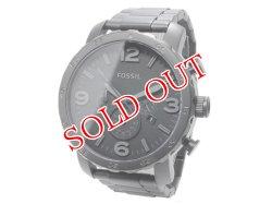 画像1: フォッシル FOSSIL クロノグラフ メンズ 腕時計 JR1401