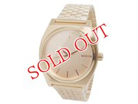 ニクソン NIXON タイムテラー TIME TELLER 腕時計 A045-897 ALL ROSE GOLD オール ローズ ゴールド