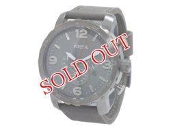 画像1: フォッシル FOSSIL ネイト NATE クオーツ クロノ メンズ 腕時計 JR1419