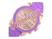 ディーゼル DIESEL クオーツ レディース クロノ 腕時計 DZ5361