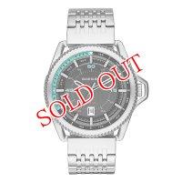 ディーゼル DIESEL ロールケージ クオーツ メンズ 腕時計 DZ1729 グレー