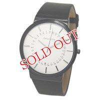 スカーゲン SKAGEN クオーツ メンズ 腕時計 SKW6243 ホワイト