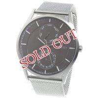 スカーゲン SKAGEN ホルスト HOLST クオーツ メンズ 腕時計 SKW6172 グレー