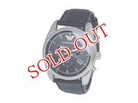 エンポリオ アルマーニ EMPORIO ARMANI クオーツ メンズ クロノ 腕時計 AR6039