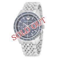エンポリオ アルマーニ EMPORIO ARMANI クオーツ メンズ クロノ 腕時計 AR6072