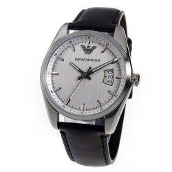 画像1: エンポリオ アルマーニ EMPORIO ARMANI クオーツ メンズ 腕時計 AR6015 シルバー