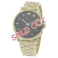 マーク バイ マークジェイコブス ベイカー レディース 腕時計 MBM3355 ブラック