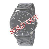 スカーゲン SKAGEN ホルスト HOLST クオーツ メンズ 腕時計 SKW6318 ブラック