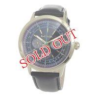 ポールスミス PAUL SMITH クオーツ メンズ 腕時計 P10006 ブラック