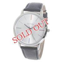 ポールスミス PAUL SMITH エムエー MA クオーツ メンズ 腕時計 P10051 シルバー