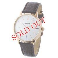 ポールスミス PAUL SMITH エムエー MA クオーツ メンズ 腕時計 P10101 シルバー